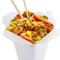 Воки: Рис с овощами в соусе терияки – Экспресс Суши